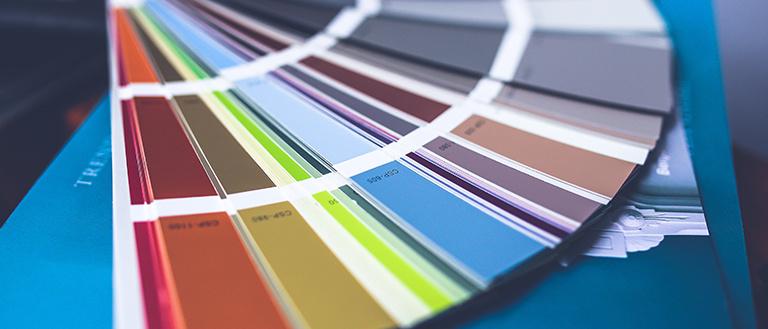 choosing brand color