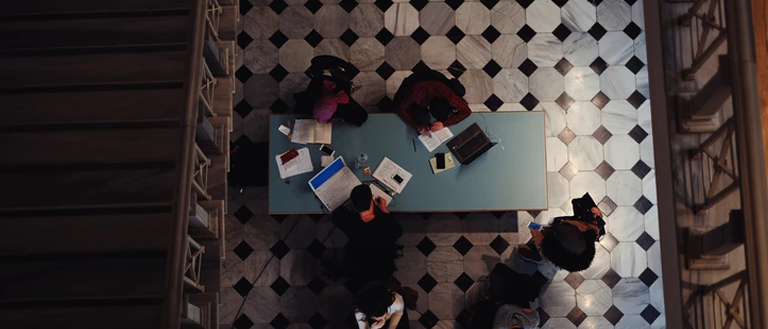 study group from above