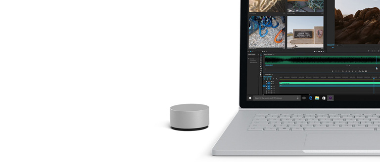 best laptop for graphic design and animation: microsoft surface book 2