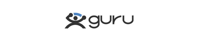 guru logo freelance site