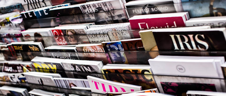 editorial design: magazines
