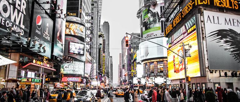 new york square advertising