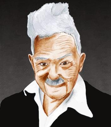 William Addison Dwiggins portrait