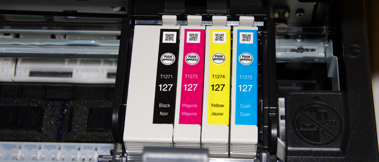 inkjet printing cartridges