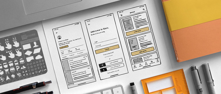 user interface design guidelines for web applications feature image