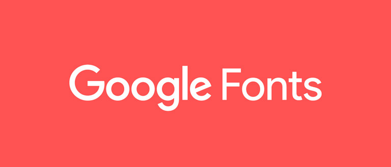 google fonts image