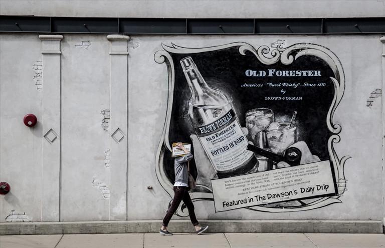 whiskey graffiti