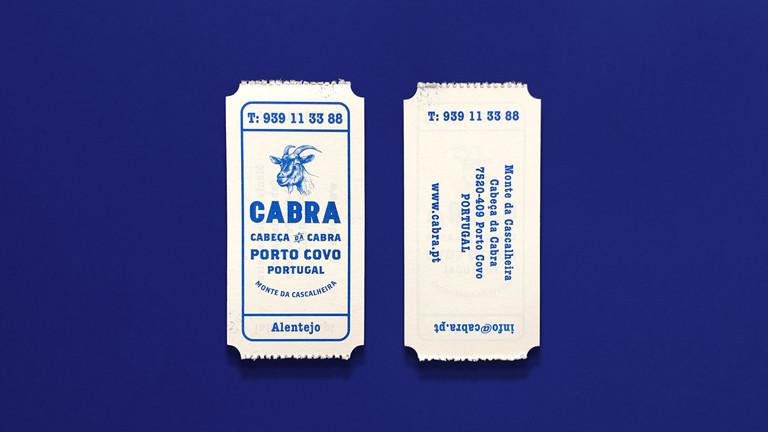 Musa WorkLab - Cabra Identity
