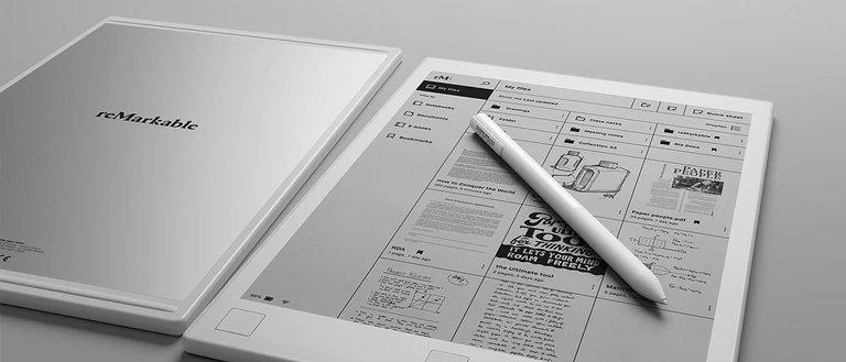 remarkable paper tablet