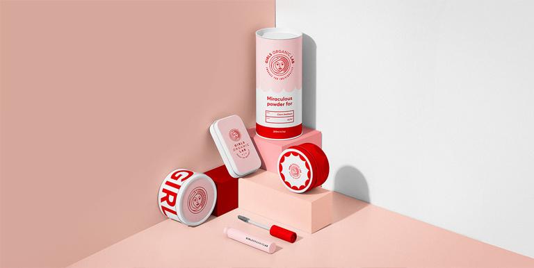 Girls Organic Lab Cosmetics