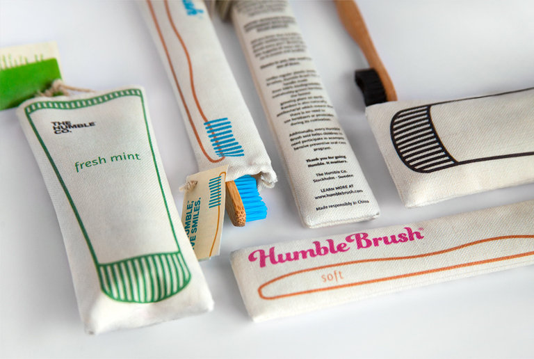 The Humble Co. Packaging Redesign