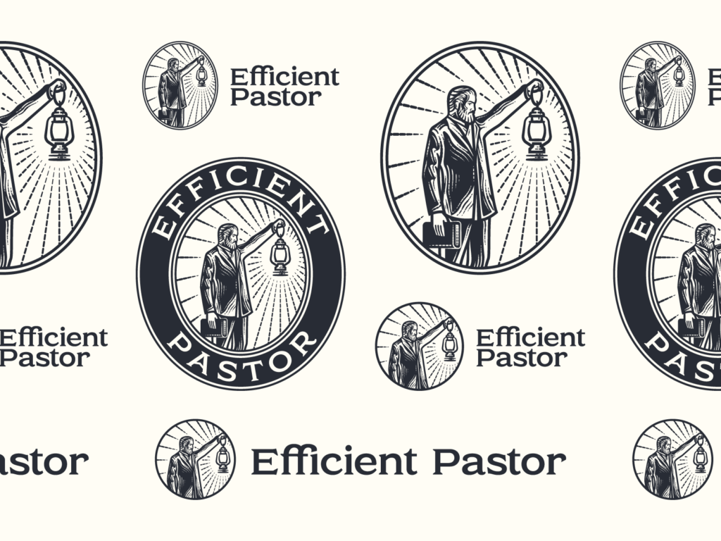 Efficient Pastor by Peter Voth