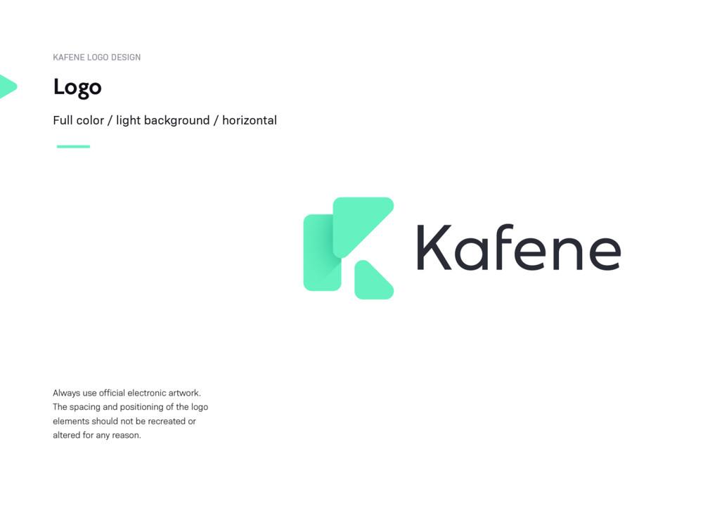Kafene Logo Design by Jacek Janiczak