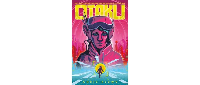 Otaku by Chris Kluwe cover design