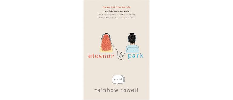 Eleanor and Park cover design