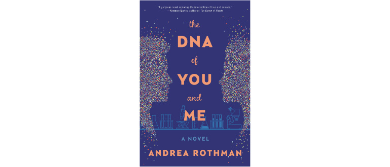 The DNA of you and me cover