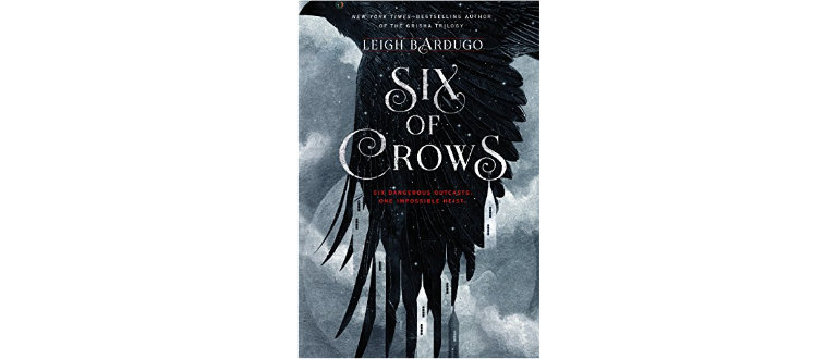 Six of Crows by Leigh Bardugo cover design